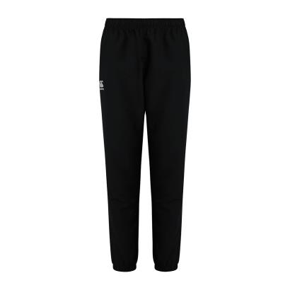 Canterbury Womens Club Track Pants Black - Front