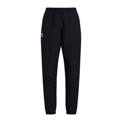 Canterbury Club Track Pants Black - Front