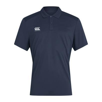 Canterbury Club Training Polo Navy Youths - Front