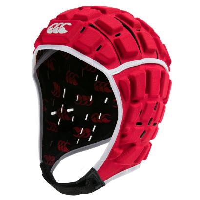 Canterbury Reinforcer Headguard True Red - Front