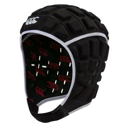 Canterbury Reinforcer Headguard Black - Front