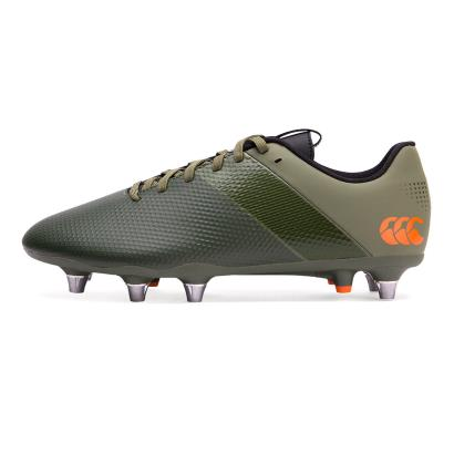 Canterbury Phoenix 3.0 Rugby Boots Deep Lichen Green - Front
