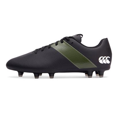 Canterbury Phoenix 3.0 FG Rugby Boots Black - Front