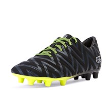 Canterbury Phoenix 2.0 FG Rugby Boots Black/Yellow - Front