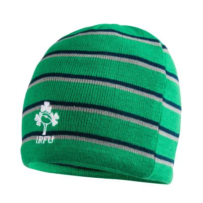 Ireland Acrylic Fleece Lined Beanie Bosphorus 2020 - Front