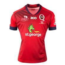 Super Rugby Queensland Reds Home Shirt S/S 2018