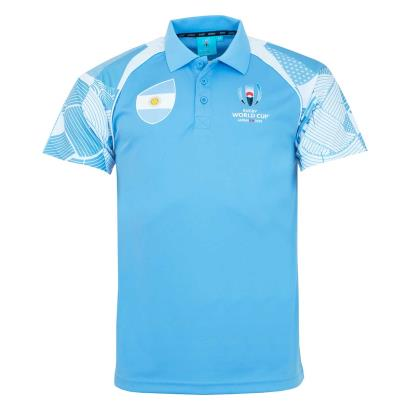 Rugby World Cup 2019 Argentina Polo - Front
