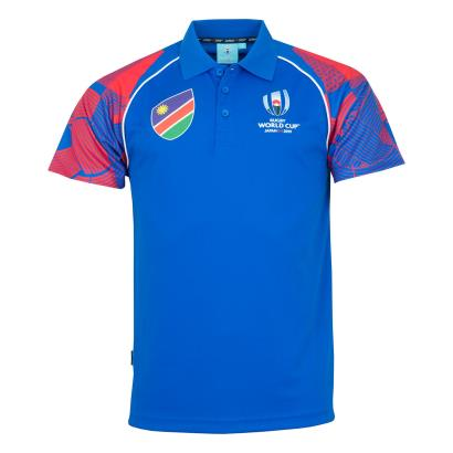 Rugby World Cup 2019 Namibia Polo - Front