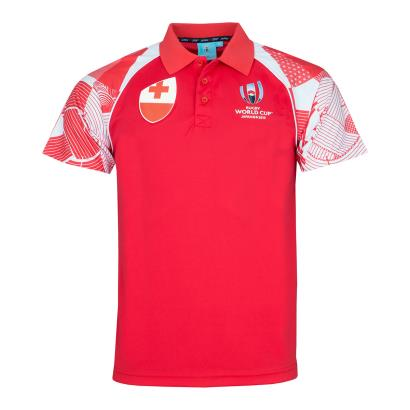 Rugby World Cup 2019 Tonga Polo - Front