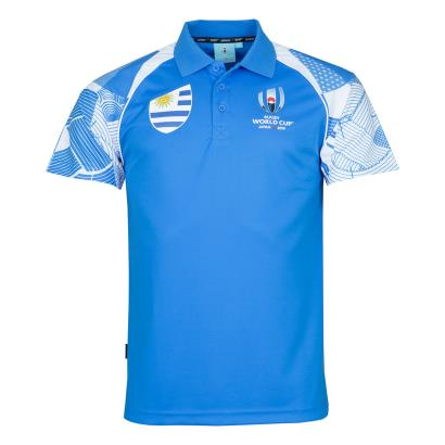 Rugby World Cup 2019 Uruguay Polo - Front
