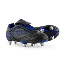 Optimum Razor Rugby Boots Blue Kids - Front