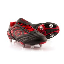 Optimum Razor Rugby Boots Red Kids - Front