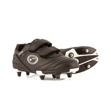 68e7e469a1c6 Optimum Razor Velcro Boots Black Kids - Front