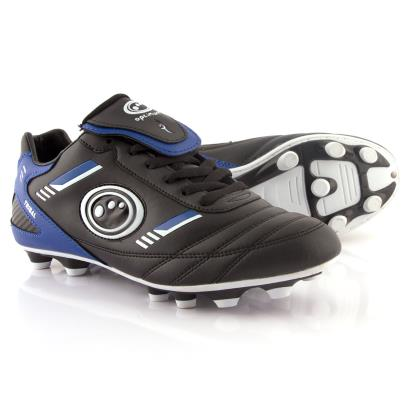 Optimum Tribal Moulded Rugby Boots Black front