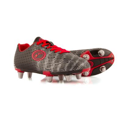 Optimum Viper Rugby Boots Black Kids - Front