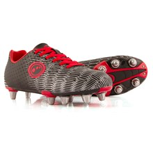 Optimum Viper Rugby Boots Black - Front