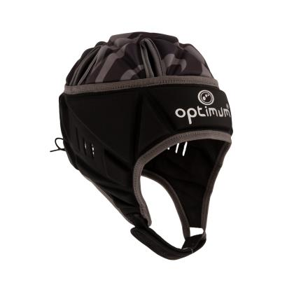 Optimum Razor Headguard Silver Kids - Front