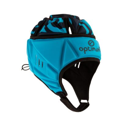 Optimum Razor Headguard Cyan Kids - Front