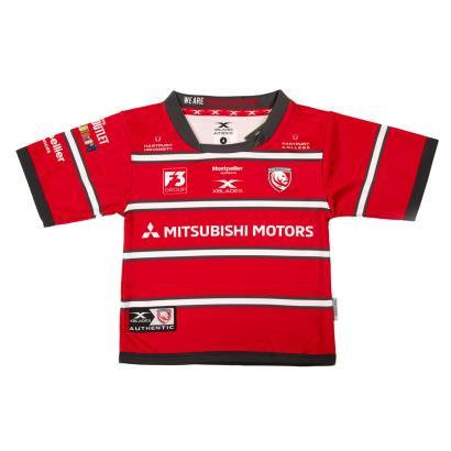 Gloucester Home Toddler Shirt S/S 2019 - Front