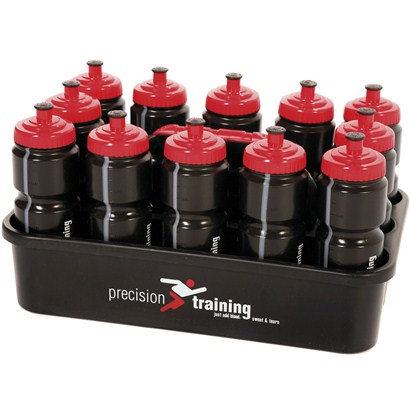 Precision Training Bottle Carrier and 12 Bottles