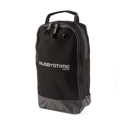 rugbystore Bootbag Black - Front