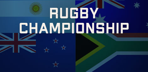 Rugby Championship - the NEW Tri-Nations