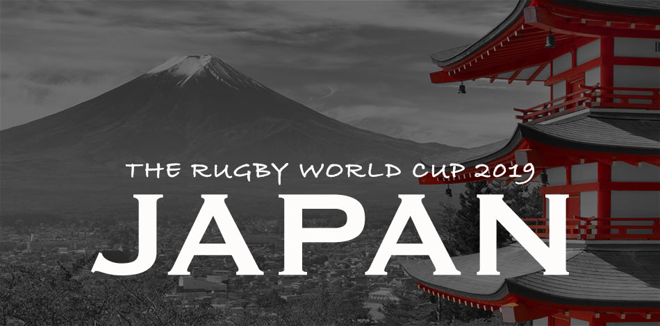 Rugby World Cup 2019 - SHOP NOW!