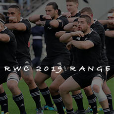 New Zealand RWC19 Range - SHOP NOW!
