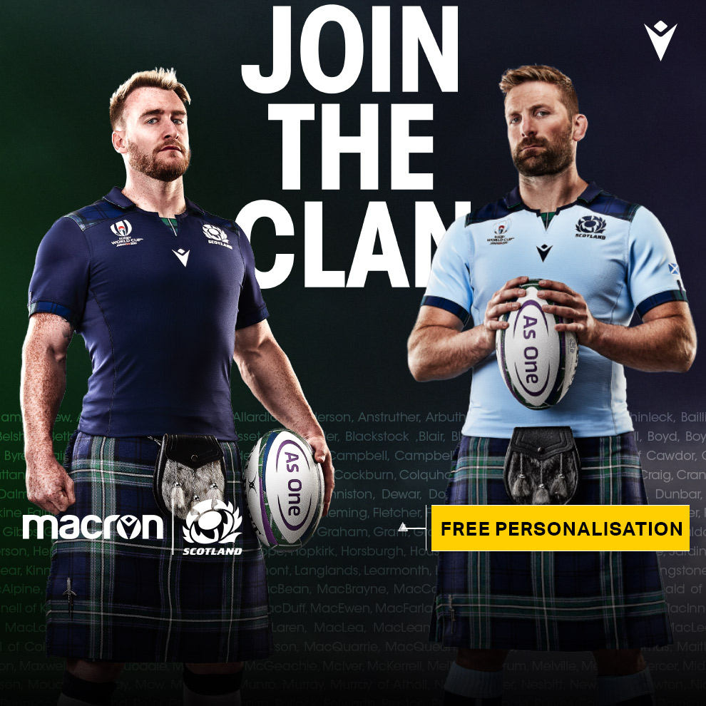 Scotland Rugby World Cup