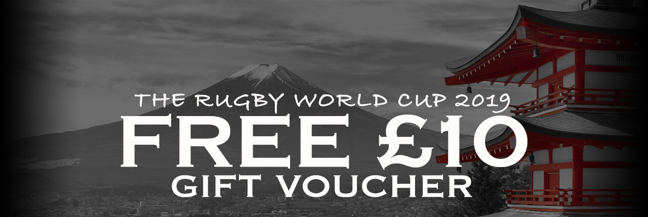 The Rugby World Cup 2019 - SHOP NOW!