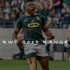 South Africa RWC19 Range - SHOP NOW!