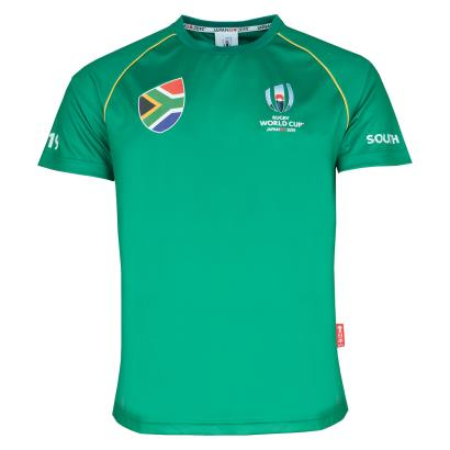 Rugby World Cup 2019 South Africa Tee - Front