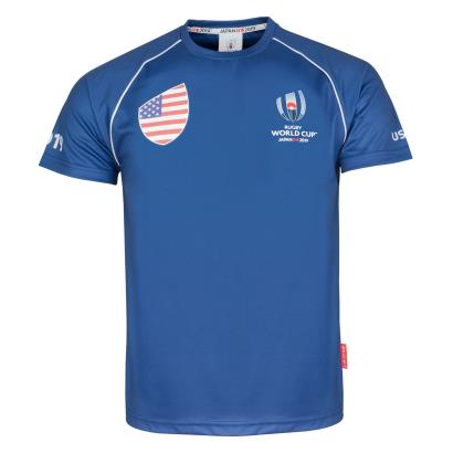 Rugby World Cup 2019 USA Tee - Front
