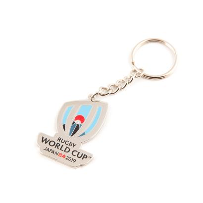 Rugby World Cup 2019 Logo Keyring - Front