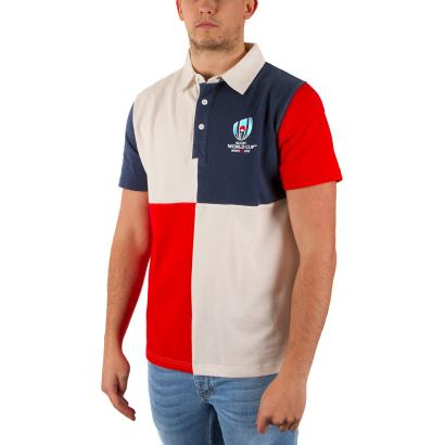 Rugby World Cup 2019 Harlequin Rugby Shirt S/S - Model