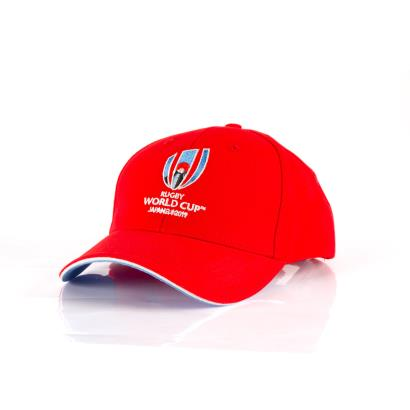Rugby World Cup 2019 Core Cap Red - Front