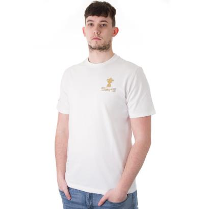 Rugby World Cup 2019 Webb Ellis Cotton Tee White - Model 1