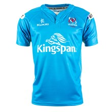 Ulster Kohilo Alternate Rugby Shirt S/S 2017