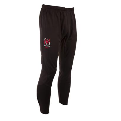 Ulster Tapered Track Pants Black 2017 - Front 1