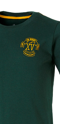 South Africa Springboks Polos and Tees Range