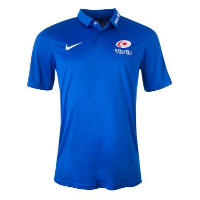 Saracens Flash Polo 2020 - Front