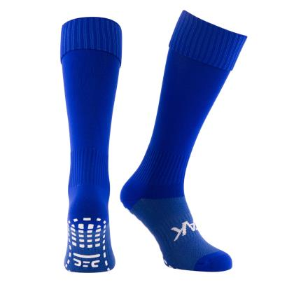 Atak Shox Non Slip Full Leg Socks Royal - Front