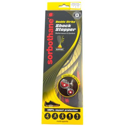 Sorbothane Shock Stopper Double Strike Insoles - Front