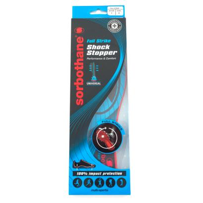 Sorbothane Shock Stopper Full Strike Insoles - Front