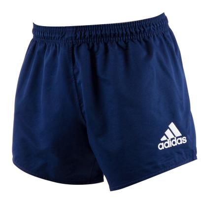 adidas Rugby Shorts Navy front 1