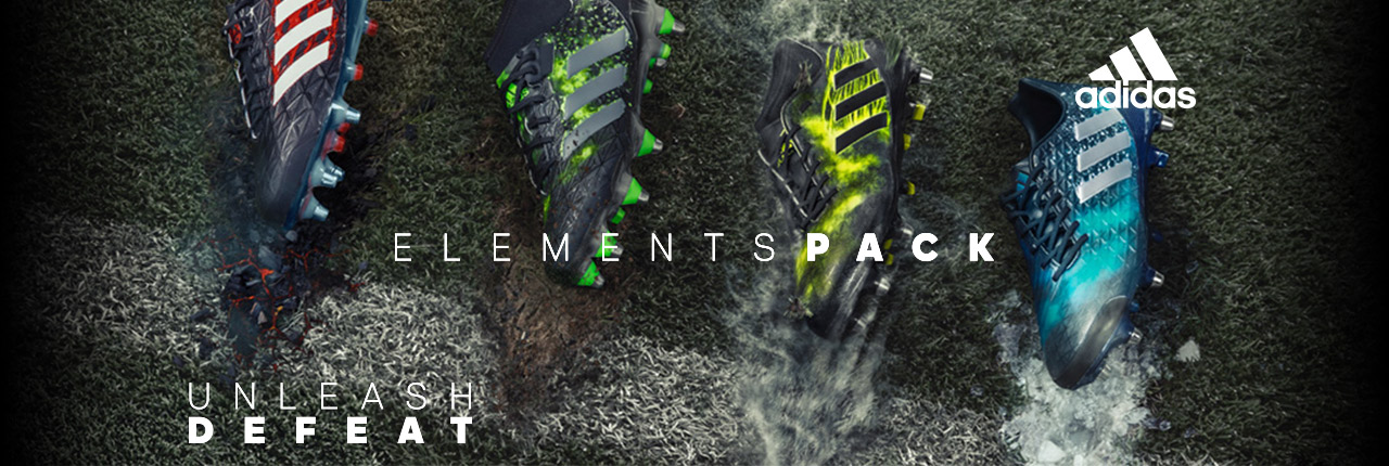 New adidas Elements Rugby Boots - PRE-ORDER NOW!