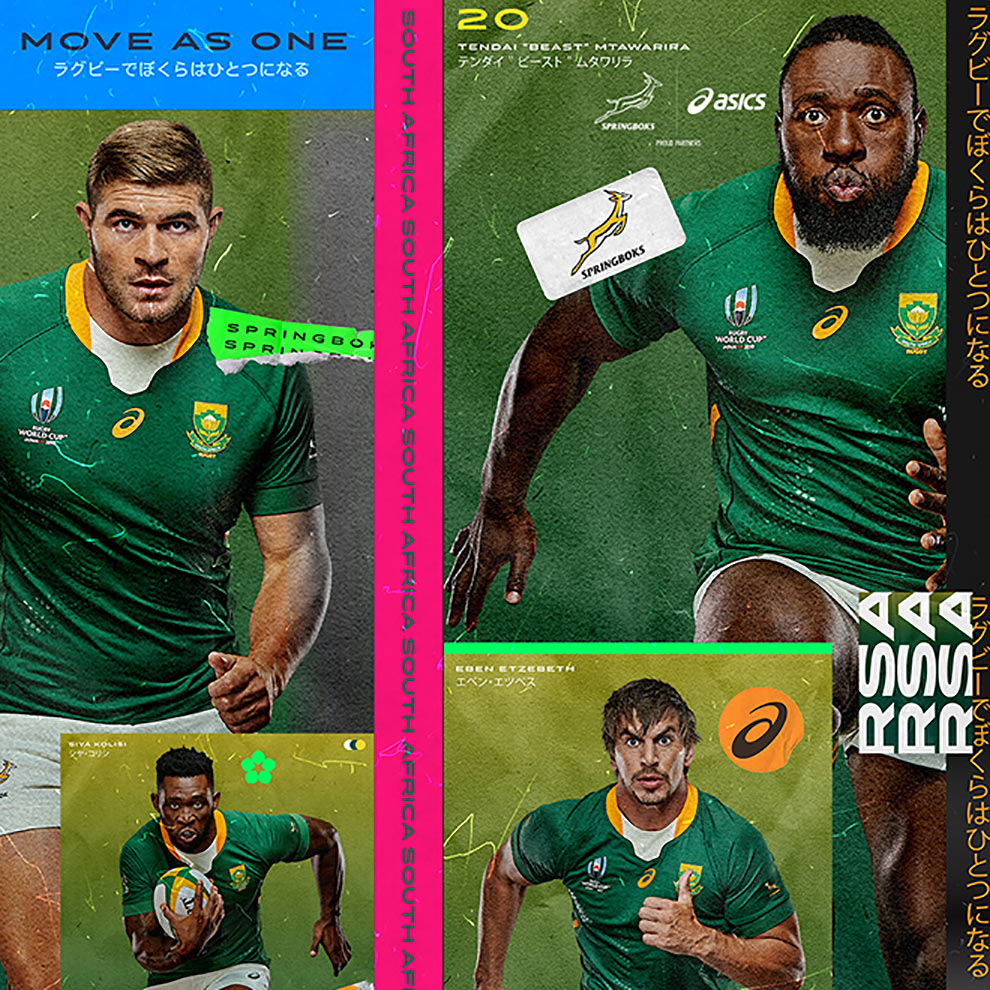 Rugby World Cup South Africa 2019 -PRE-ORDER NOW!