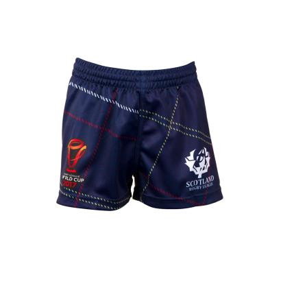 Scotland Rugby League Home Shorts Kids 2018 - Front 1