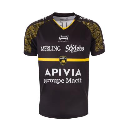 La Rochelle Home Rugby Shirt S/S 2020 - Front