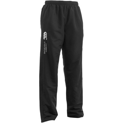Canterbury Open Hem Stadium Pants Black Kids